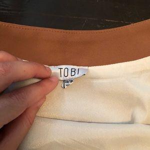 Tobi Skirts - Never worn Tobi skater skirt